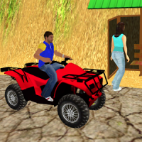 Quad Bike Driving Game 2018 : Moto GP Driving 3D