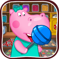 Sweet Candy Shop for Kids