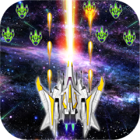 space shooter:galaxy invaders