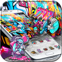 Street Graffiti Theme