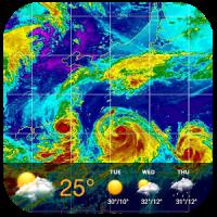 Weather radar & Global weather
