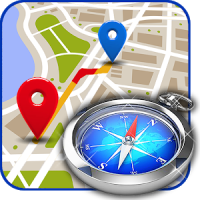 GPS Maps, Directions, Compass Maps and Weather