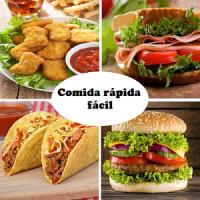 Comida Rápida - Recetas