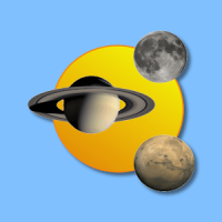 Sol, luna y planetas