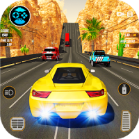 Carreras en Highway Car 2018 City Traffic Racer 3D