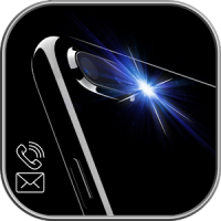 Flash Light Blink On Call