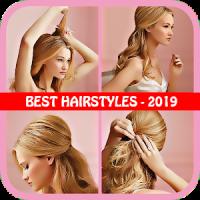 Best hairstyle 2019 - Celebrity