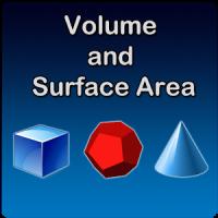 Volume & SurfaceArea Cal