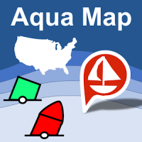 Aqua Map USA Marine GPS