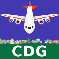 Paris Charles De Gaulle (CDG) Airport: Flight Info