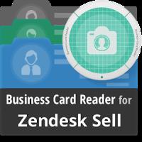 Business Card Reader for Zendesk Sell