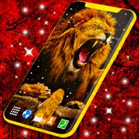 Lion Live Wallpaper Brave Lions Wallpapers