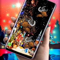Reindeer Live Wallpaper ❤️ HD Christmas Wallpapers