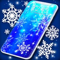 Snowflakes Live Wallpaper ❄️Snow Stars Wallpapers
