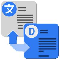 Document Language Translator