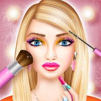 Jeux de maquillage de fille 3D