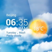 Global Weather Forecast Widget App
