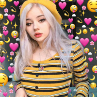 Emoji Background Photo Editor