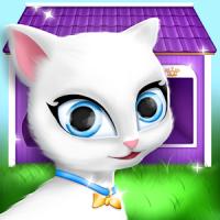 Pet House Decorating Games