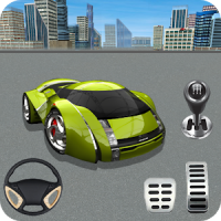 Modern Car Parking 3D Games - New Car Games 2020