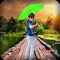 Umbrella Overlay Effect