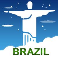 Brazil Popular Tourist Places