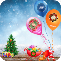 Christmas Photo Frame, Gif, Images & Quotes