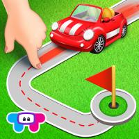 ミニロード - 自動車パズル