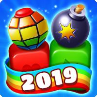 Toy Cubes Pop 2019