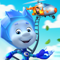 Fiksiki: Building Games Fix it Free Games for Kids