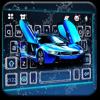 Speedy Sports Car Tema de teclado