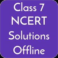 Class 7 NCERT Solutions Offline