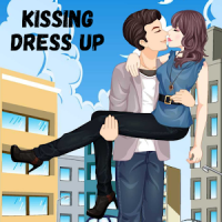 Kissing Dressup For Girls - Cute Couple Makeover