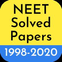 NEET Solved Papers Offline (1998 - 2020)