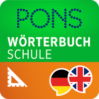Dictionary German - English SCHOOL by PONS
