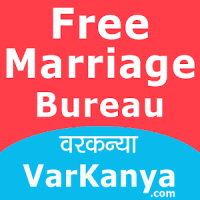 VarKanya Free Marriage Bureau for Jivansathi shadi