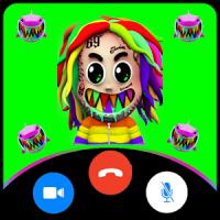 Fake video call Tekashi 6ix9ine