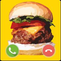 Prank Burger Fake Call