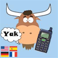 Yak Sprache Übersetzer