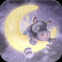Sleepy Hippo Live Wallpaper Fr