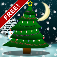 Christmas Tree Live Wallpaper★