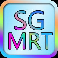 Singapore MRT Route