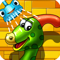 Dino Bath & Dress Up - Dinosaur Games for Toddlers