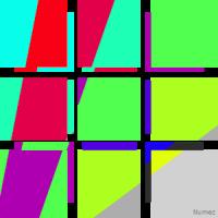 Flip Grid Live Wallpaper