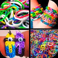 Rubber Bands Designs