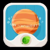 GO Keyboard Fantasy Fonts,Text