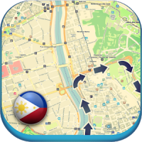 Philippinen Offline Karte