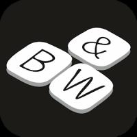Black & White-Keyboard