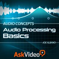 Audio Processing Basics