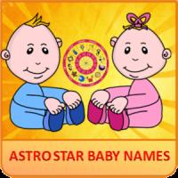 Baby Names & Birth Star